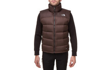 The North Face Men's Nuptse 2 Vest bittersweet brown